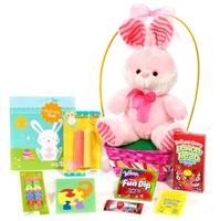 Bunny/Ball Easter Basket