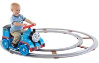 Power Wheels Thomas and Friends Thomas with Track Battery-Operated Ride On