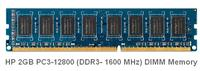HP Smart Buy 2GB DDR3-1600 DIMM Memory - B4U35AT