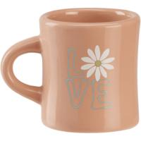 Free Love Daisy Diner Mug with $30 purchase @Life is Good!