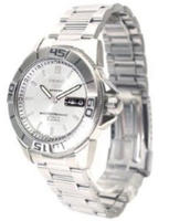 Seiko SNZE05 Mens Watch Seiko 5 Sports Automatic Silver Dial