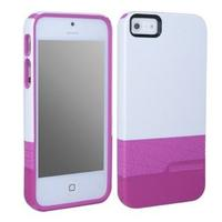 Body Glove Diamond Splash Case for iPhone 5/5S - White/Pink & White/Gray