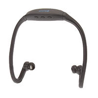 Stereo Bluetooth Neck-Band Headset with Mic