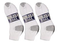 12-Pack of MAXX Athletic Comfort Socks