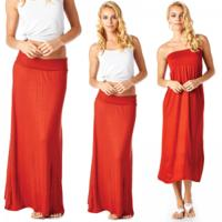 Super Soft Maxi Skirts (Multiple Colors Available)
