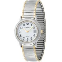 Carriage by Timex Women's Two-Tone Watch C3C363