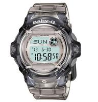 Casio Women's BG169R-8C Baby-G Gray Whale Digital Sport Watch