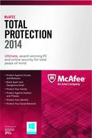 Total Protection 2014 Antivirus Software, Internet Security, Spyware and Malware Removal