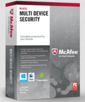 FreeMcAfee Multi Device Security 1-year subscription