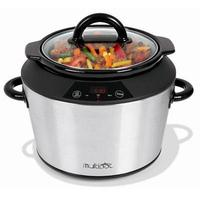 Toastess 5 qt. Digital Slow Cooker