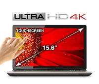 Toshiba Satellite P50T-BST2N01 Laptop (4K display, i7-4700HQ Quad-Core, 16GB RAM)