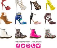 30% OffAll Shoes @ Heels