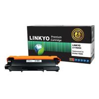 $14LINKYO Brother TN450 Compatible High Yield Toner Cartridge - Black
