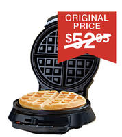 Free Box of Coffeewith a WaffleMaker Purchase @ Gevalia