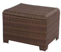 Outstanding Wicker Patio Storage Ottoman Dealmoon Ocoug Best Dining Table And Chair Ideas Images Ocougorg