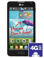 $69LG Optimus F6 No Contract 4G Smart Phone