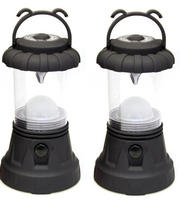 Weiita Fireplace LED Lantern 2-Pack