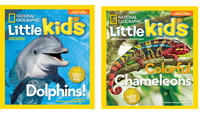 From $81 Year National Geographic Little Kids/Kids Subscription