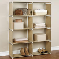 8-Shelf Rack @ Brylane Home