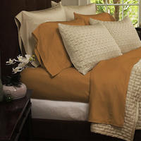 $22.99 $34.99 4 Piece Set Of Hotel Comfort 1800 Series Organic Bamboo Bed  Sheets