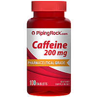 Piping Rock Caffeine Tablets
