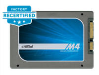 From $49.99Factory Recertified Crucial M4 SSD