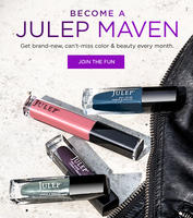 $24.99Become a Julep Maven, Get a Beauty Box(Over $40 Value)