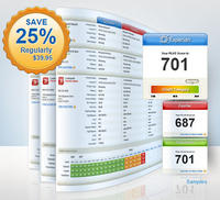 25% Off3 Bureau Credit Report & Scores (No Membership Required) @ Experian
