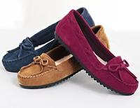 Valley Lane Suede Driving Moc