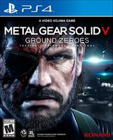 $9.99Used Metal Gear Solid V: Ground Zeroes(Xbox ONE)