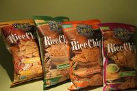 $1.99 per bag50% Off Organic Rice Chips and Rice Cakes, Multiple Flavors Options @ GrubMarket