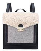 Loeffler Randall Lock Backpack (Dealmoon Singles Day Exclusive)