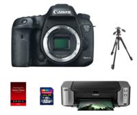 $2047Canon EOS 7D Mark II DSLR Camera Bundle