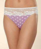7 for $28Vanishing Edge Panty @ Soma