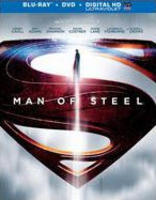 MAN OF STEEL 2 DISCS BLU-RAY