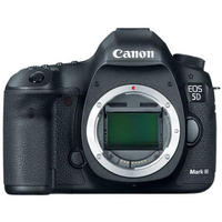 Canon EOS-5D Mark III Digital SLR Camera Body