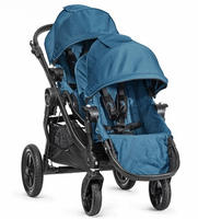 Baby Jogger City Select Double 2015, Onyx Color