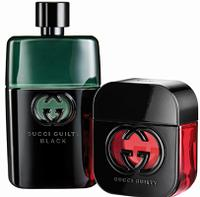 FreeGucci Guilty Black Fragrance Sample
