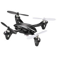 HUBSAN X4 MINI QUADCOPTER (BLACK/RED)