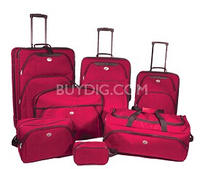 American Tourister 7 Piece Ultra Lightweight Luggage Set