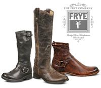 Up to 40% OffSelect Styles @ The FRYE Company