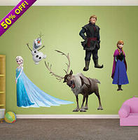 Extra 50% offDoorbusters @ Fathead