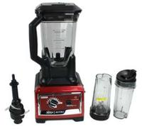Ninja Ultima 1500W High-Speed Dual Stage 72-Oz Blender w/ Cups,BL810 (Red)