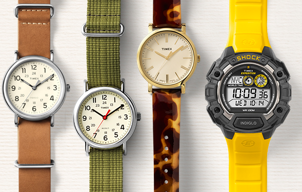 Dealmoon Exclusive: Extra 10% OffSitewide @ Timex