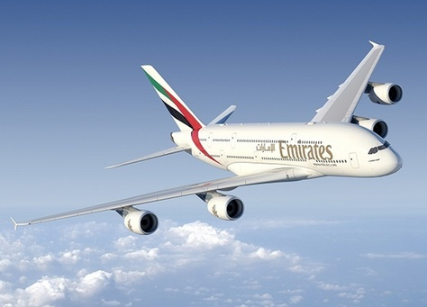 $1299 For 2Roundtrip to Dubai @ Emirates Airlines US