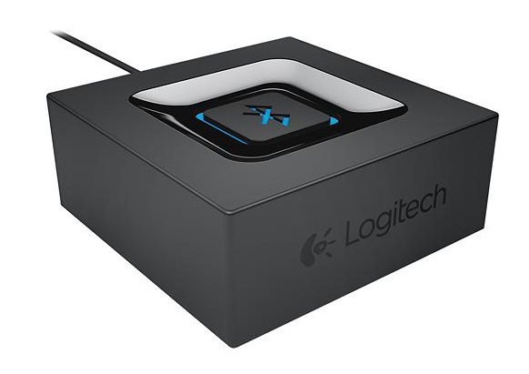 Logitech Wireless Bluetooth Speaker Adapter (Black)