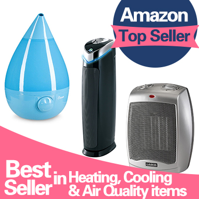 #1 Best SellerHumidifiers, Purifiers and Heaters Roundup @ Amazon