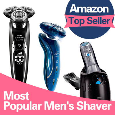 From $39.99 Amazon Most Popular Men's Shaver