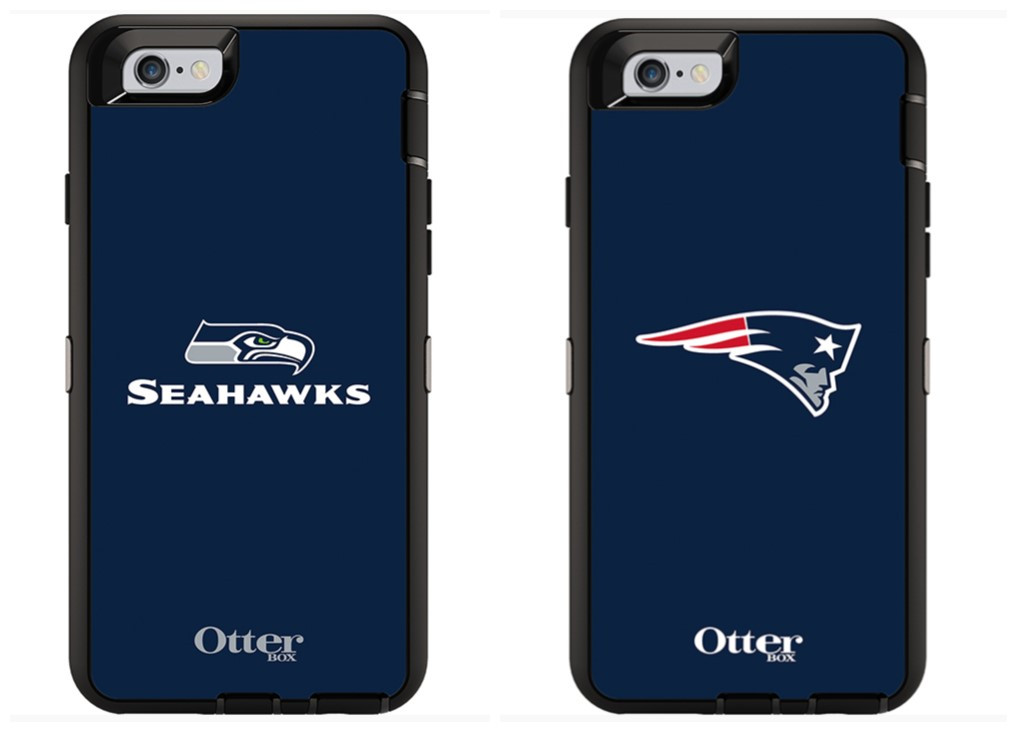 All OtterBox NFL Defender Series cases
