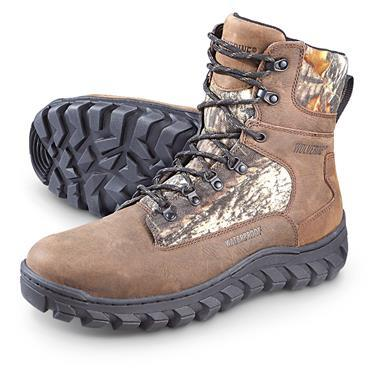 Wolverine 400 Gram Thinsulate Ultra Insulation Trappeur Hunting Boots - 578322,